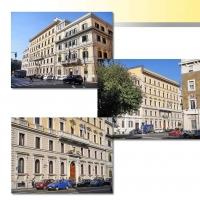 Complesso terziario Via San Martino della Battaglia 4 Roma