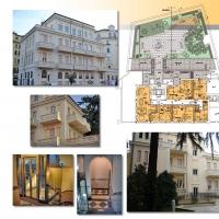 Edificio Piazza Pitagora Roma