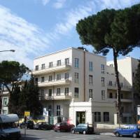 Edificio residenziale Via Carini Roma