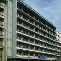 Complesso terziario e culturale Via Salomone Milano