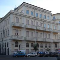 Edificio residenziale Piazza Pitagora Roma