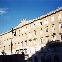 Palazzo Tergesteo - Piazza della Borsa Trieste