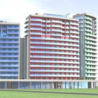 Complesso residenziale Via Teiului Bacau - Romania